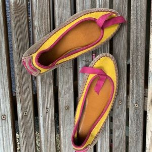 Great Moc Ballet Flats from Anthro!
